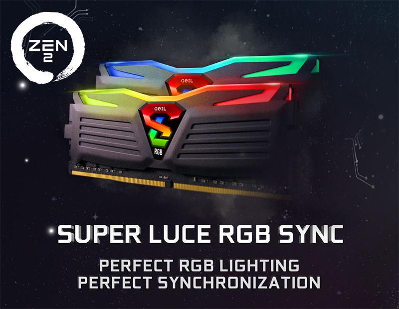 서린씨앤아이, AMD Zen2에 특화된 게일 슈퍼 루스 RGB 싱크 PC-28800 신규 클럭 출시