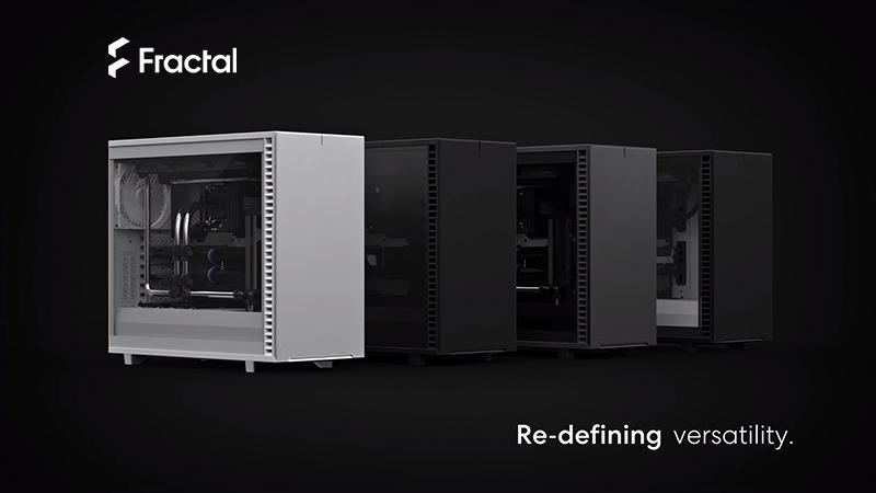 서린씨앤아이, 프렉탈디자인 신규 PC케이스 디파인 7 시리즈 발표
