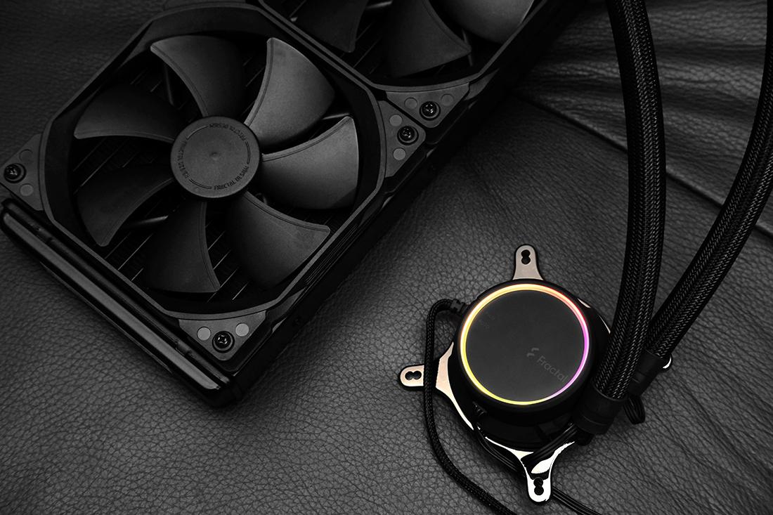 프렉탈 디자인 셀시우스 플러스 S28(Celsius+ S28 Dynamic) 다이나믹2열 CPU 쿨러 리뷰