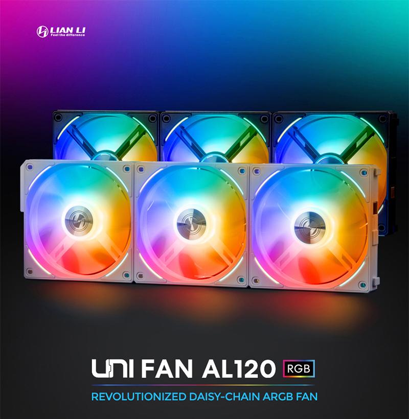 서린씨앤아이, 리안리의 유니팬 후속 모델 AL120 시리즈 정식 출시