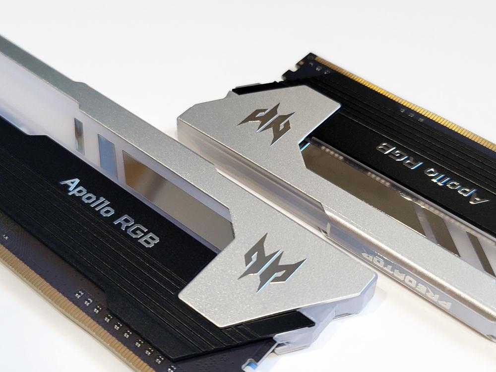 에이서 프레데터 APOLLO DDR4-3200 CL14 아폴로 튜닝램 리뷰