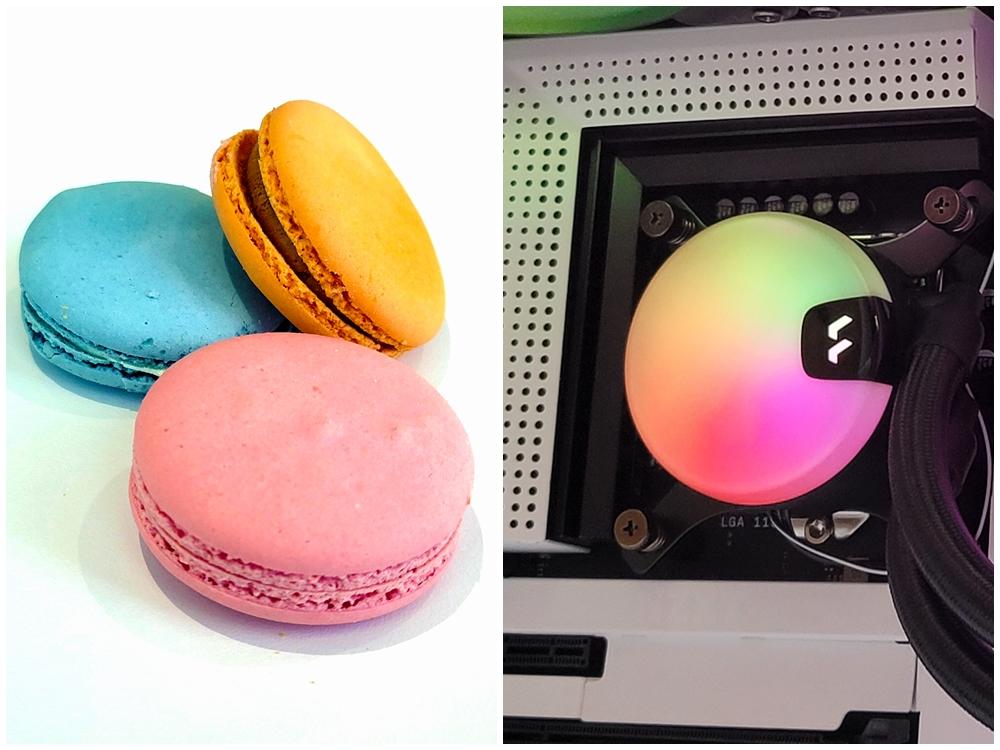 프랙탈 디자인 Lumen S36 RGB 3열 수랭쿨러 리뷰 사용기
