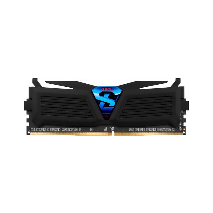 GeIL DDR4 8G PC4-17000 CL15 SUPER LUCE BLACK 화이트 (8GBx1)