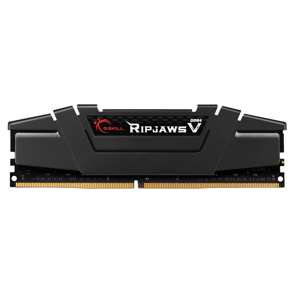 G.SKILL DDR4 16G PC4-25600 CL16 RIPJAWS V VKB (8Gx2)