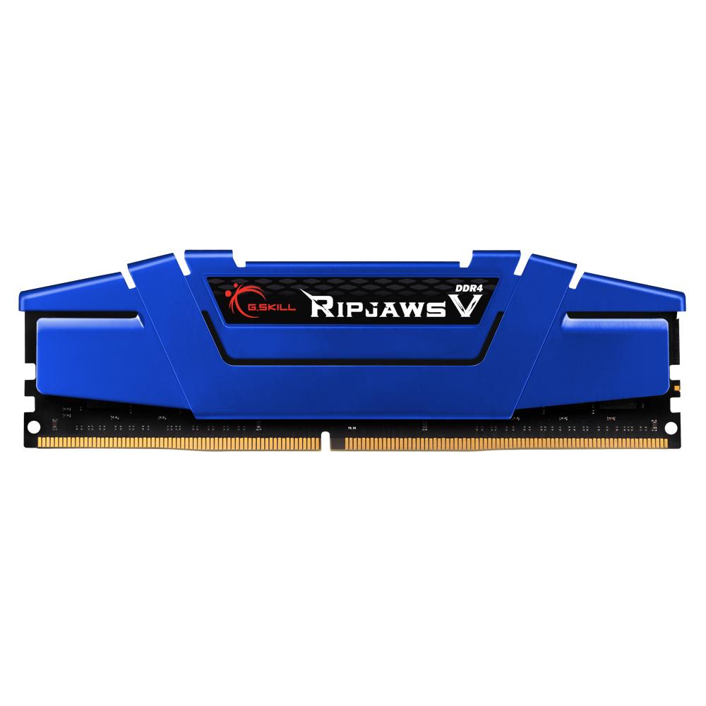 G.SKILL DDR4 16G PC4-19200 CL15 RIPJAWS V VB (16Gx1)
