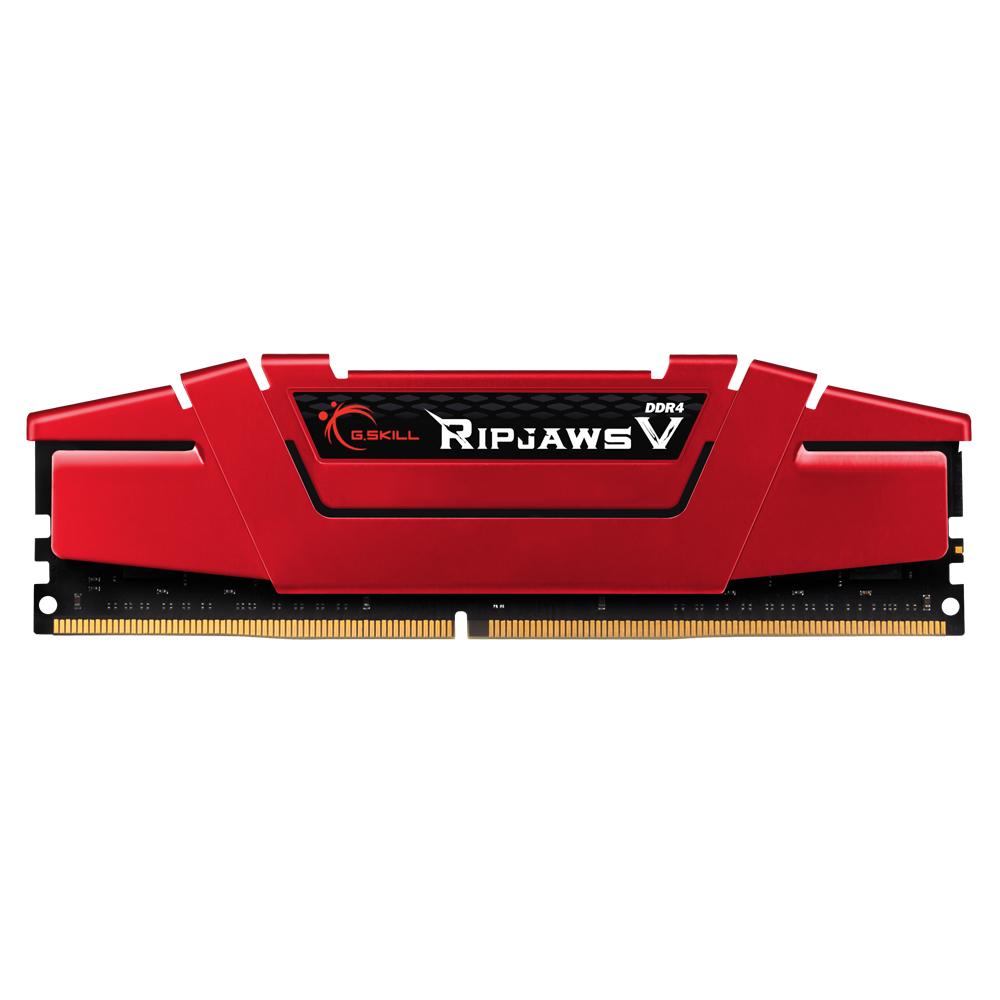 G.SKILL DDR4 8G PC4-24000 CL15 RIPJAWS V VRB (4Gx2)