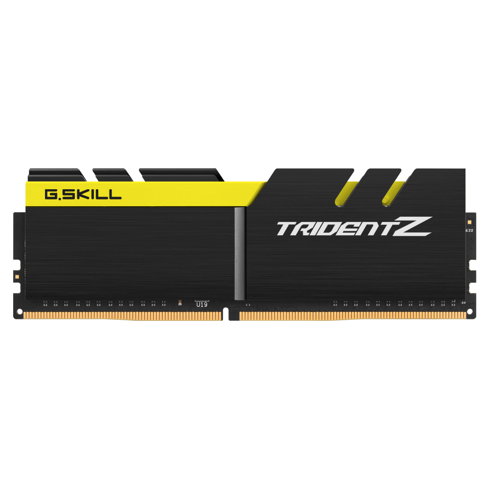 G.SKILL DDR4 32G PC4-25600 CL16 TRIDENT ZKY (16G X 2)