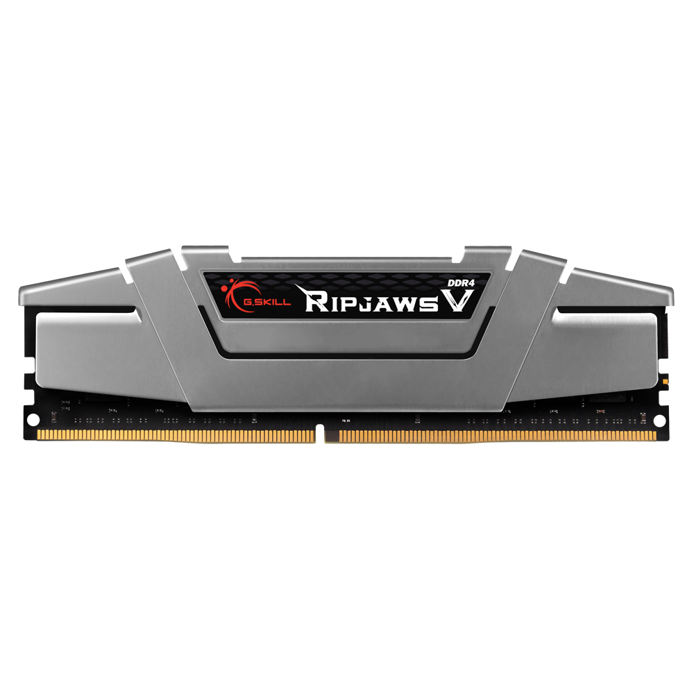G.SKILL DDR4 16G PC4-17000 CL15 RIPJAWS V VS (16Gx1)