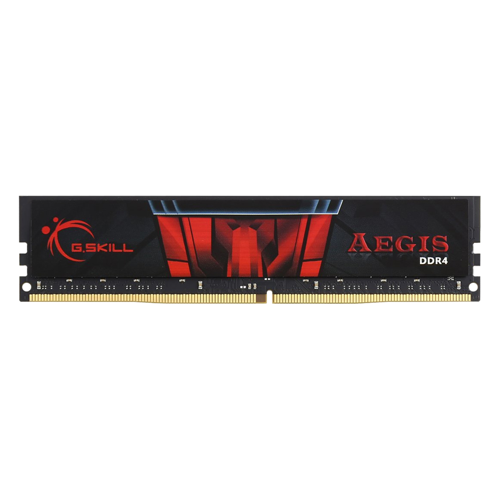G.SKILL DDR4 8G PC4-19200 CL15 AEGIS (8Gx1)