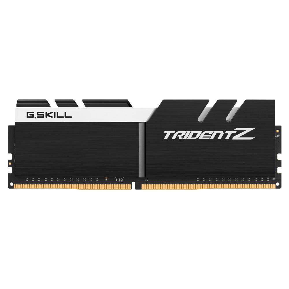 G.SKILL DDR4 16G PC4-33000 CL19 TRIDENT ZKWC (8Gx2)