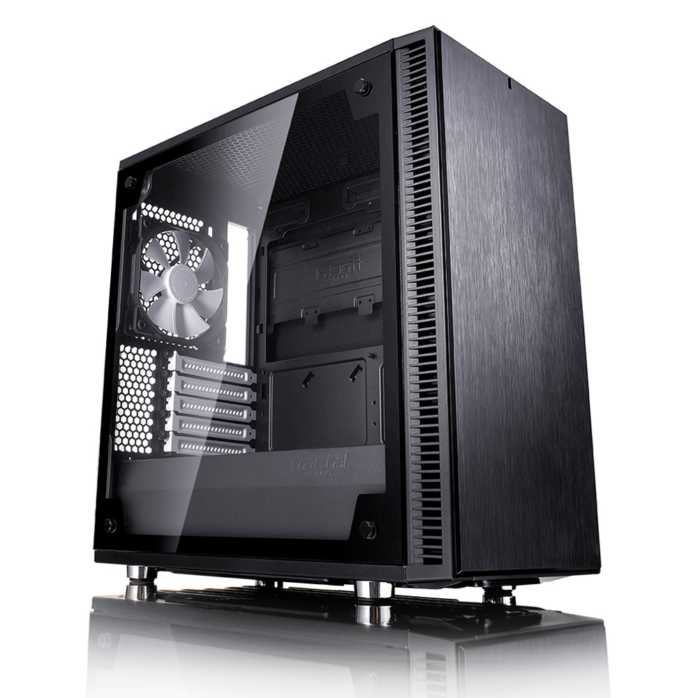 Fractal Design Define Mini C 강화유리