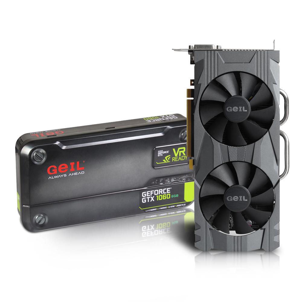 GeIL 지포스 GTX1060 D5 6GB