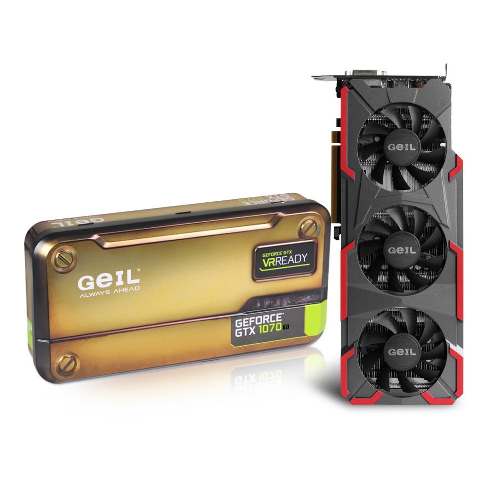 GEIL 지포스 GTX1070TI D5 8GB
