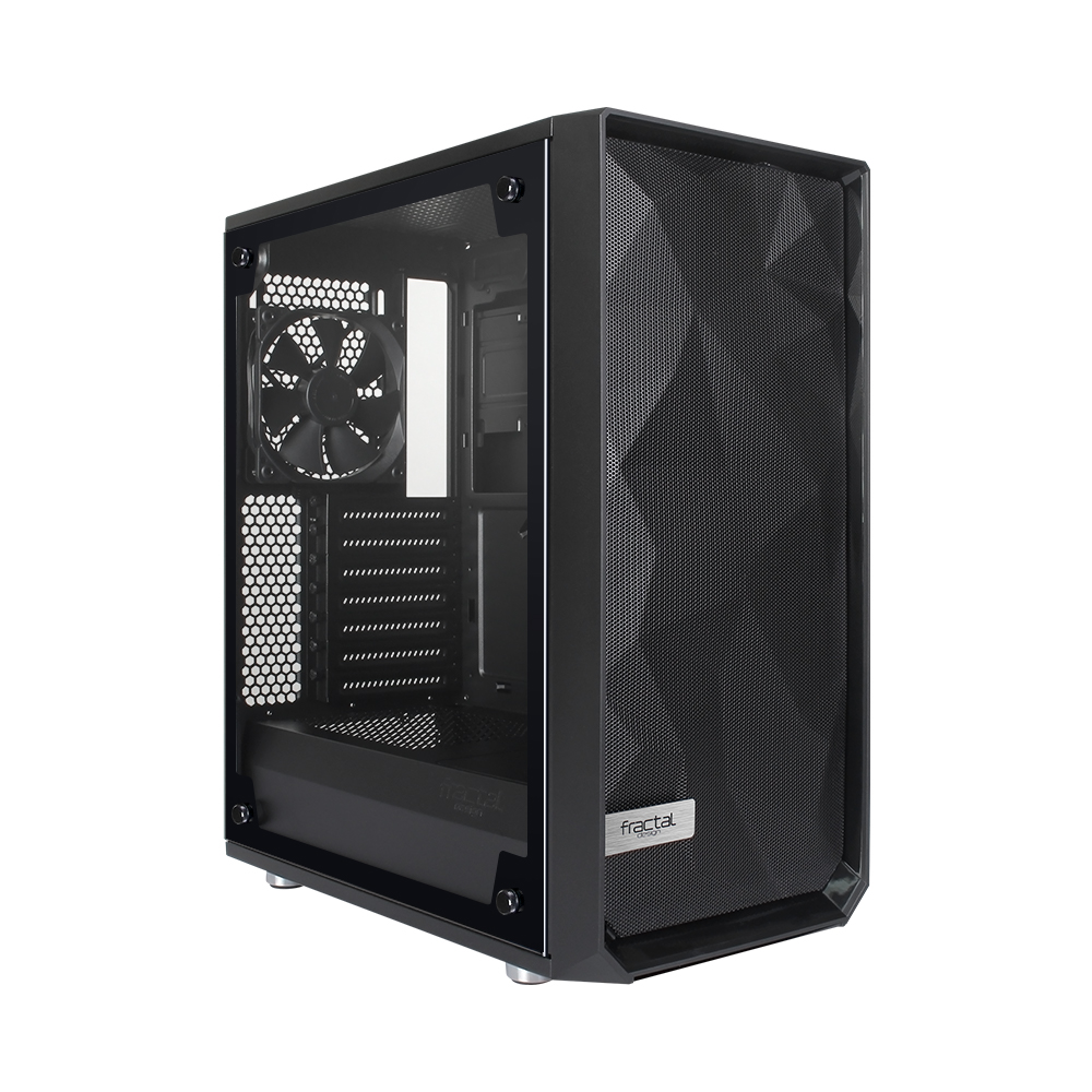 Fractal Design Meshify C Light tint 강화유리