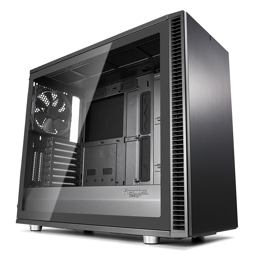 Fractal Design Define S2 Gunmetal 강화유리