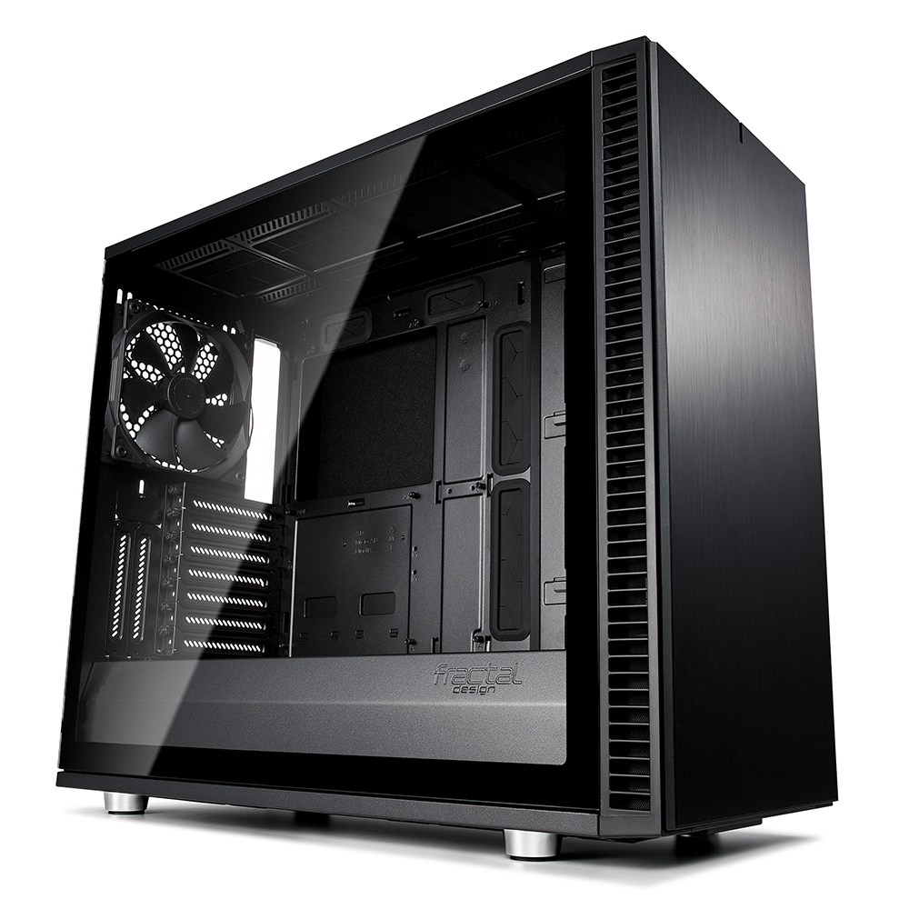 Fractal Design Define S2 Blackout 강화유리