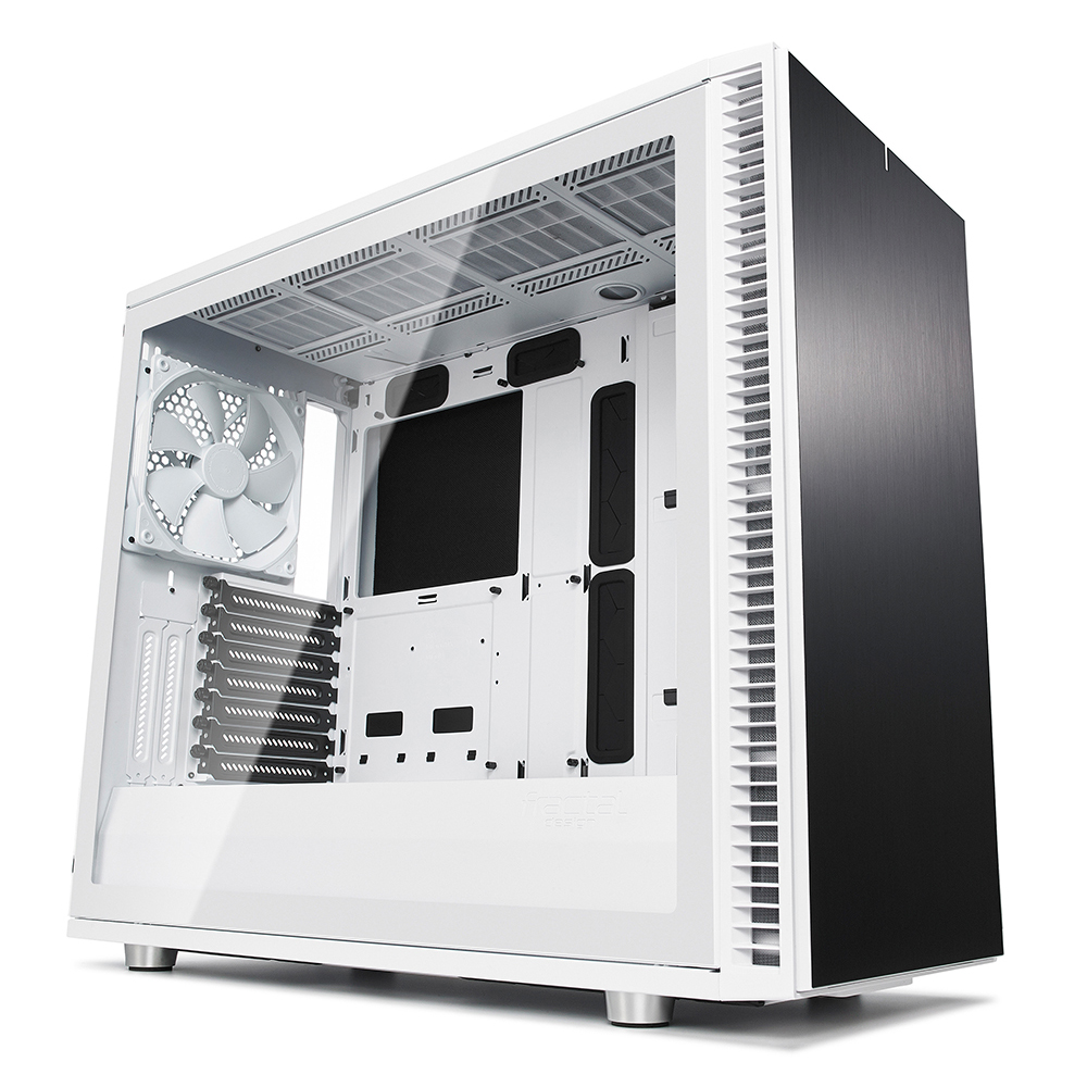 Fractal Design Define S2 White 강화유리