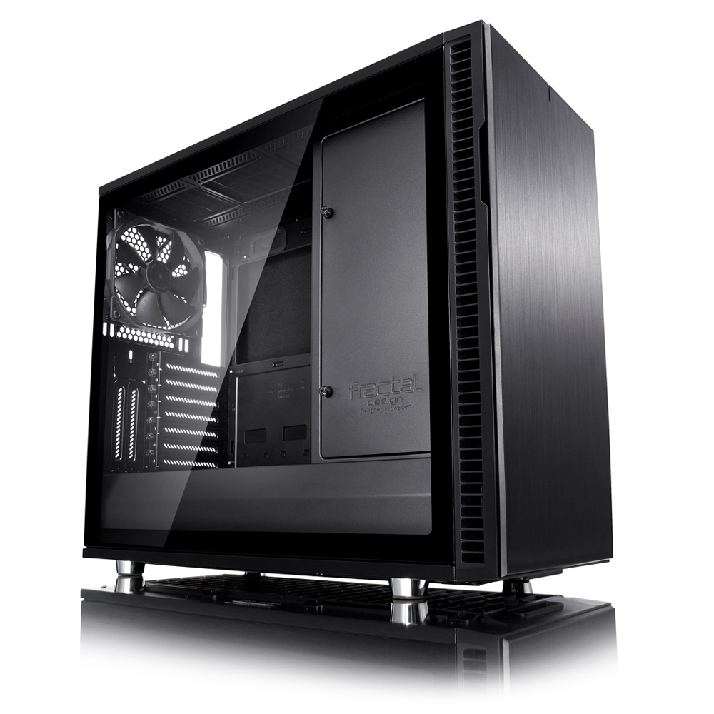 Fractal Design Define R6C Blackout 강화유리
