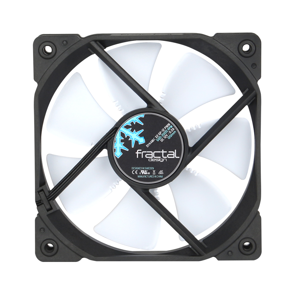 Fractal Design Dynamic X2 GP-12W PWM