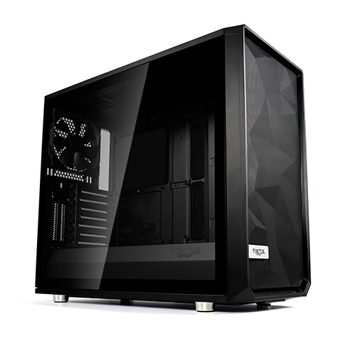 Fractal Design Meshify S2 BLACK Dark 강화유리