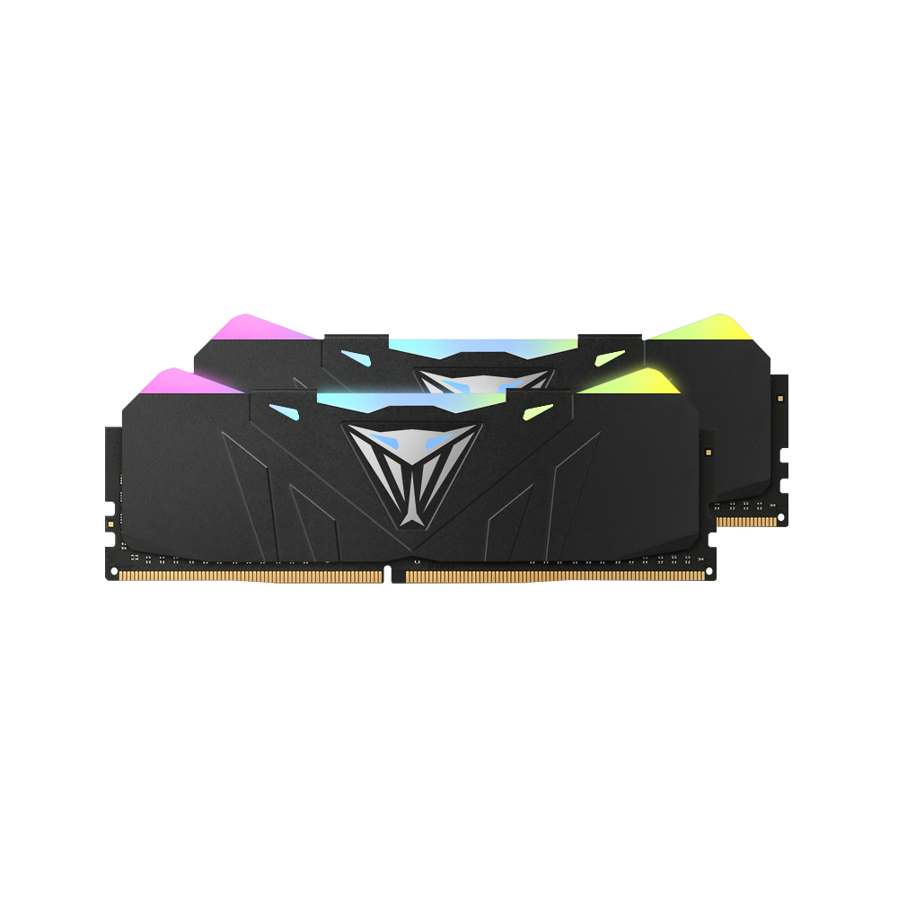 PATRIOT DDR4 16G PC4-25600 CL16 VIPER RGB (8Gx2)