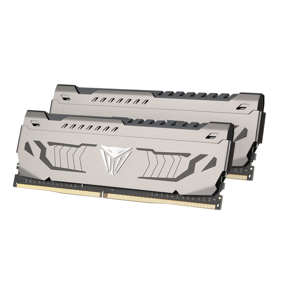 PATRIOT DDR4 16G PC4-35200 CL19 VIPER STEEL(8Gx2)