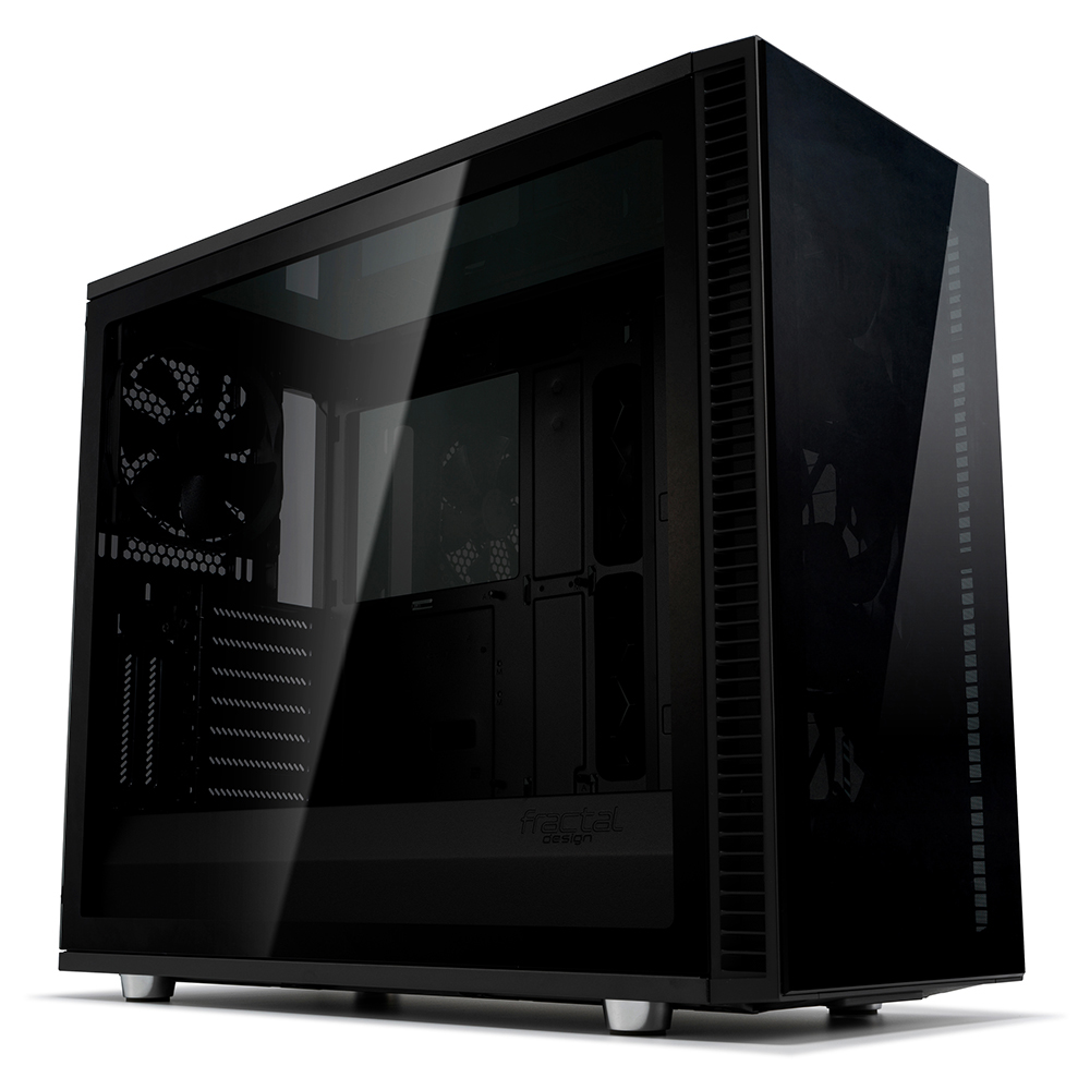 Fractal Design Define S2 VISION BLACKOUT 강화유리