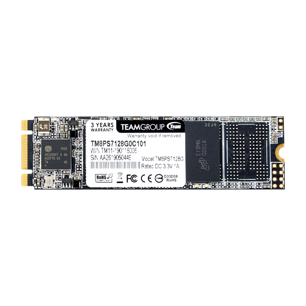TeamGroup MS30 M.2 SSD 128GB