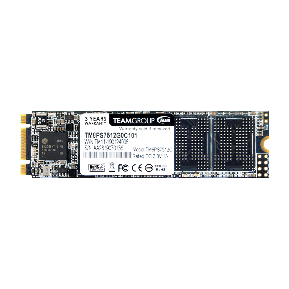 TeamGroup MS30 M.2 SSD 512GB