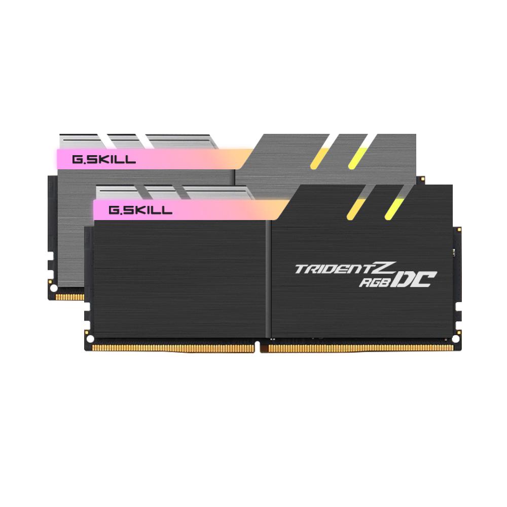 G.SKILL DDR4 64G PC4-24000 CL14 TRIDENT Z DC RGB (32Gx2)