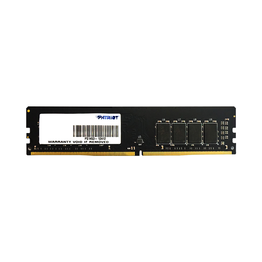 PATRIOT DDR4 8G PC4-21300 CL19 SIGNATURE