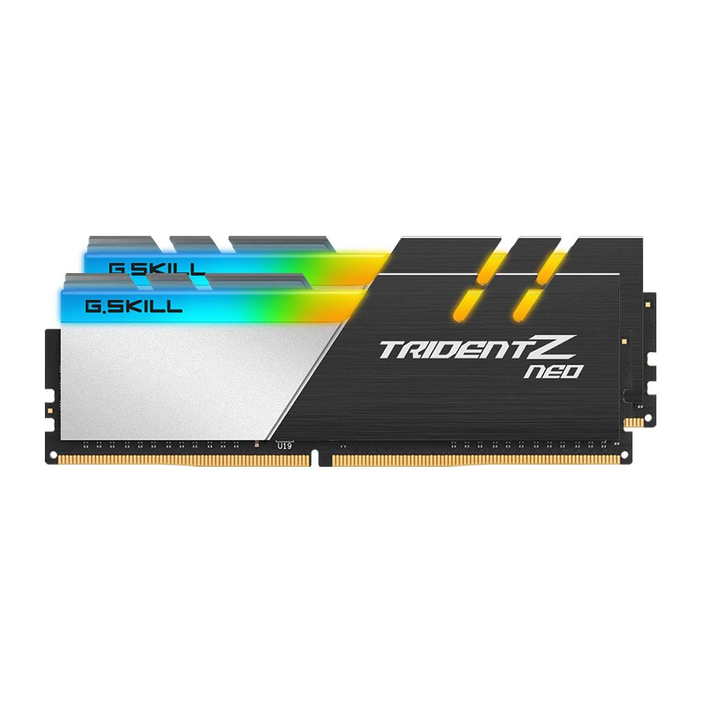 G.SKILL DDR4 16G PC4-25600 CL16 TRIDENT Z NEO (8Gx2)