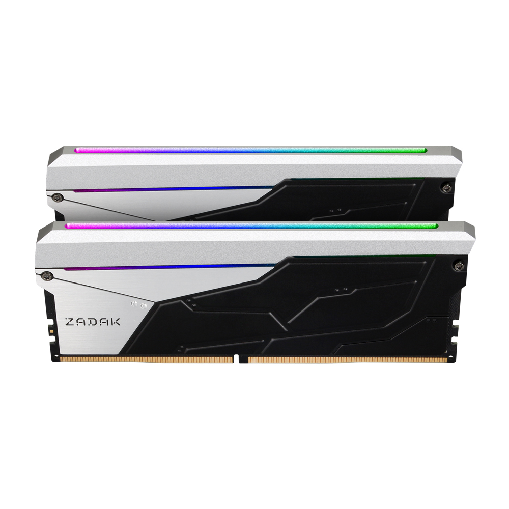 ZADAK DDR4 16G PC4-34100 CL19 SHIELD RGB (8Gx2)