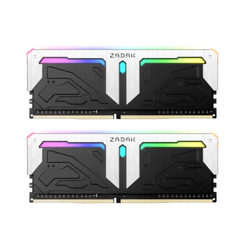 ZADAK DDR4 16G PC4-28800 CL17 SPARK RGB (8Gx2)