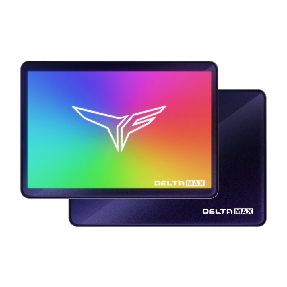 TeamGroup T-Force DELTA MAX SSD 500GB 서린