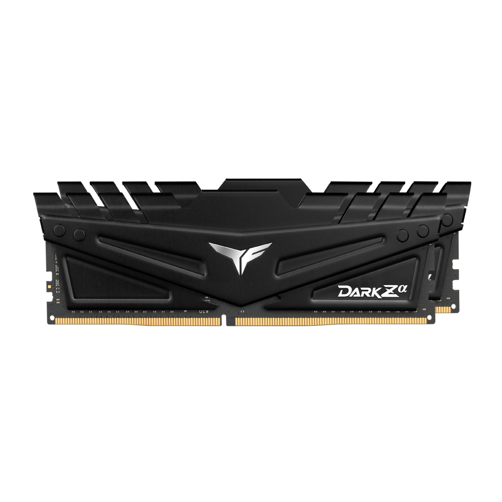 TeamGroup T-Force DDR4 16G PC4-25600 CL16 DARK Zα  (8Gx2)