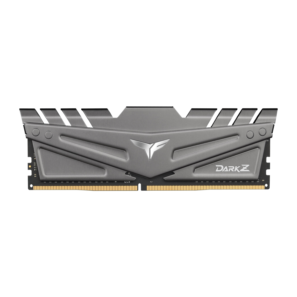 TeamGroup T-Force DDR4 16G PC4-21300 CL16 DARK Z GREY (16Gx1…