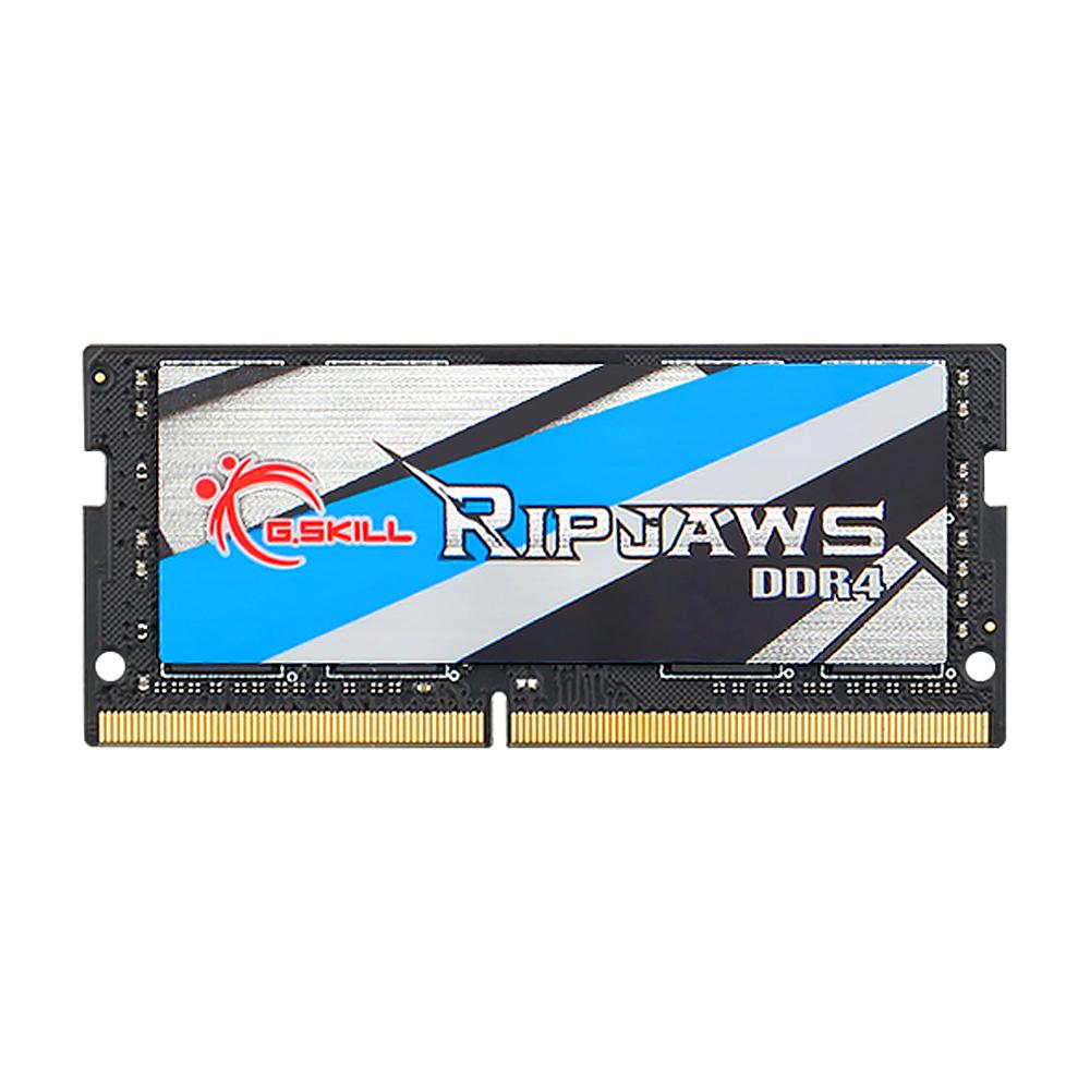 G.SKILL 노트북 DDR4 8G PC4-25600 CL18 RIPJAWS (8Gx1)