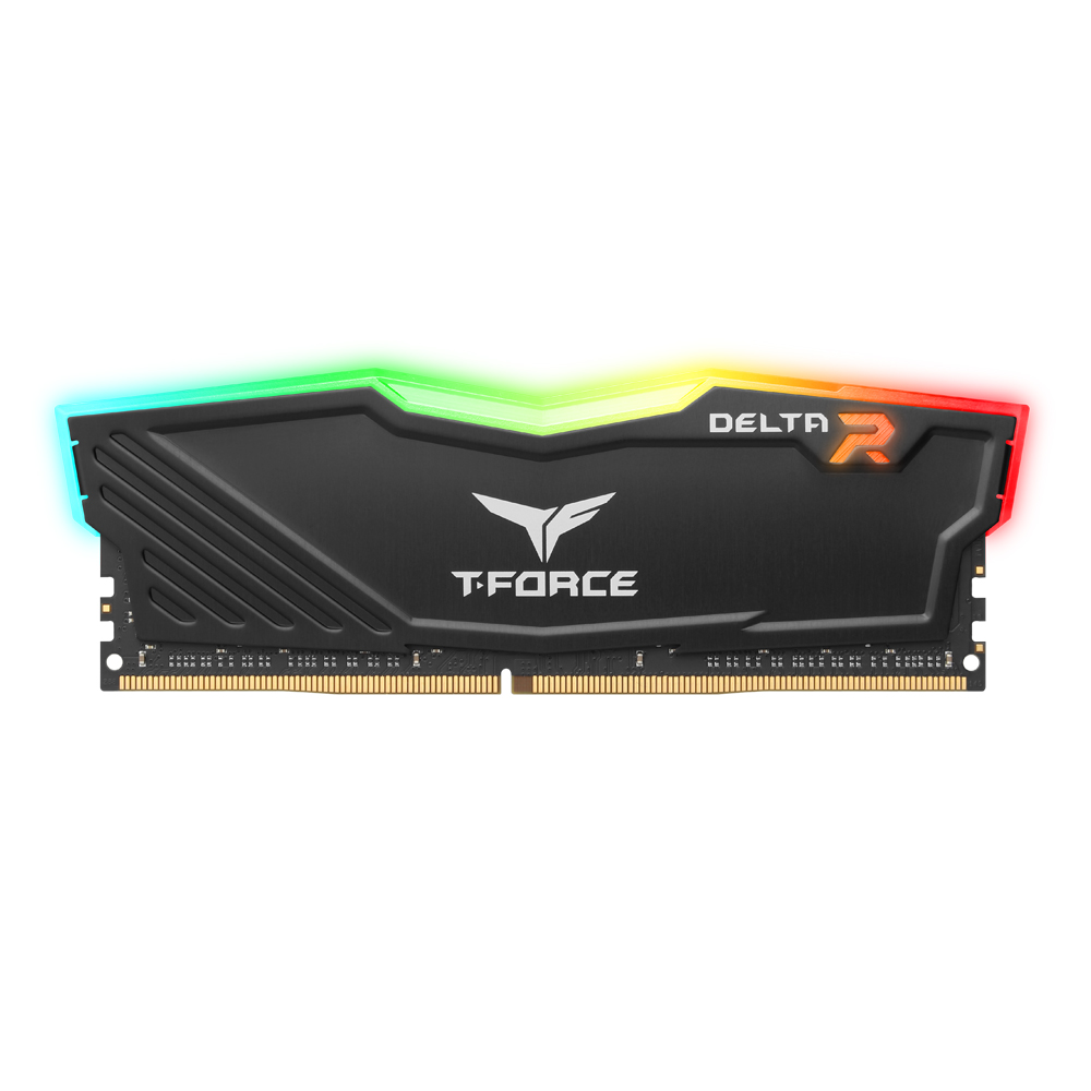 TeamGroup T-Force DDR4 8G PC4-21300 CL16 Delta RGB 서린