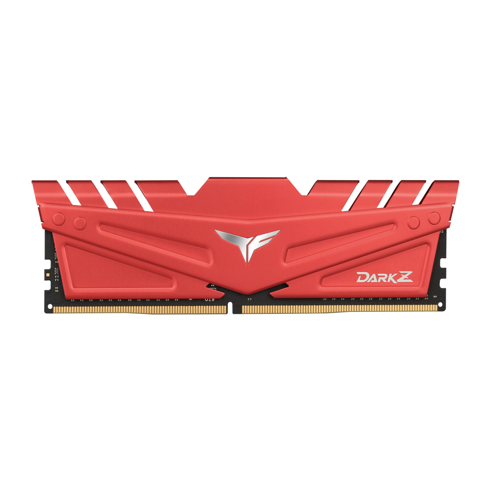 TeamGroup T-Force DDR4 8G PC4-21300 CL16 DARK Z RED (8Gx1) 서…