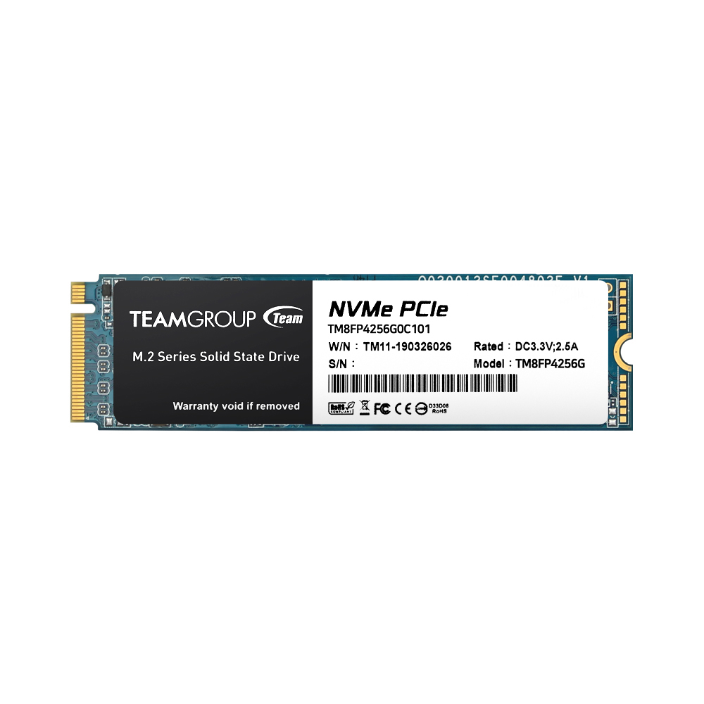 TeamGroup MP34 M.2 SSD 256GB