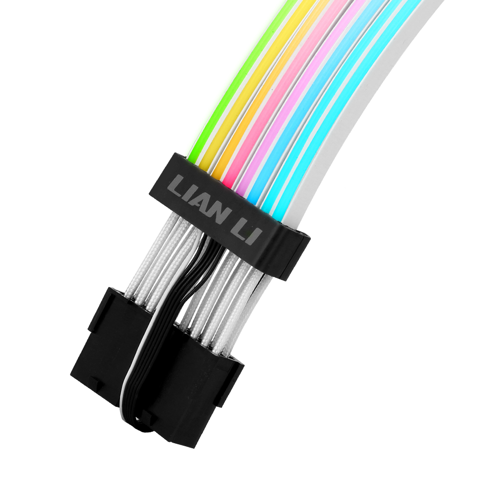 LIAN LI STRIMER PLUS RGB 8+8PIN