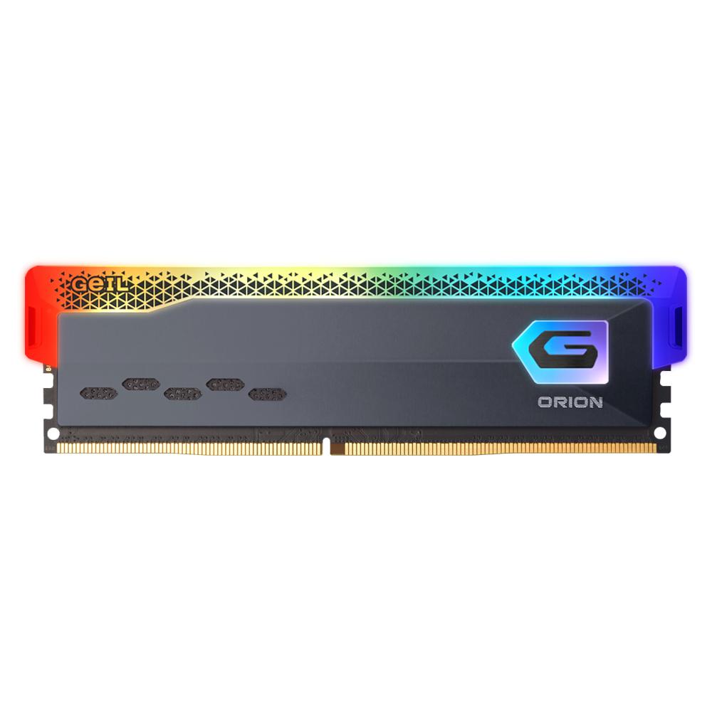 GeIL DDR4-2666 CL19 ORION RGB Gray 16GB