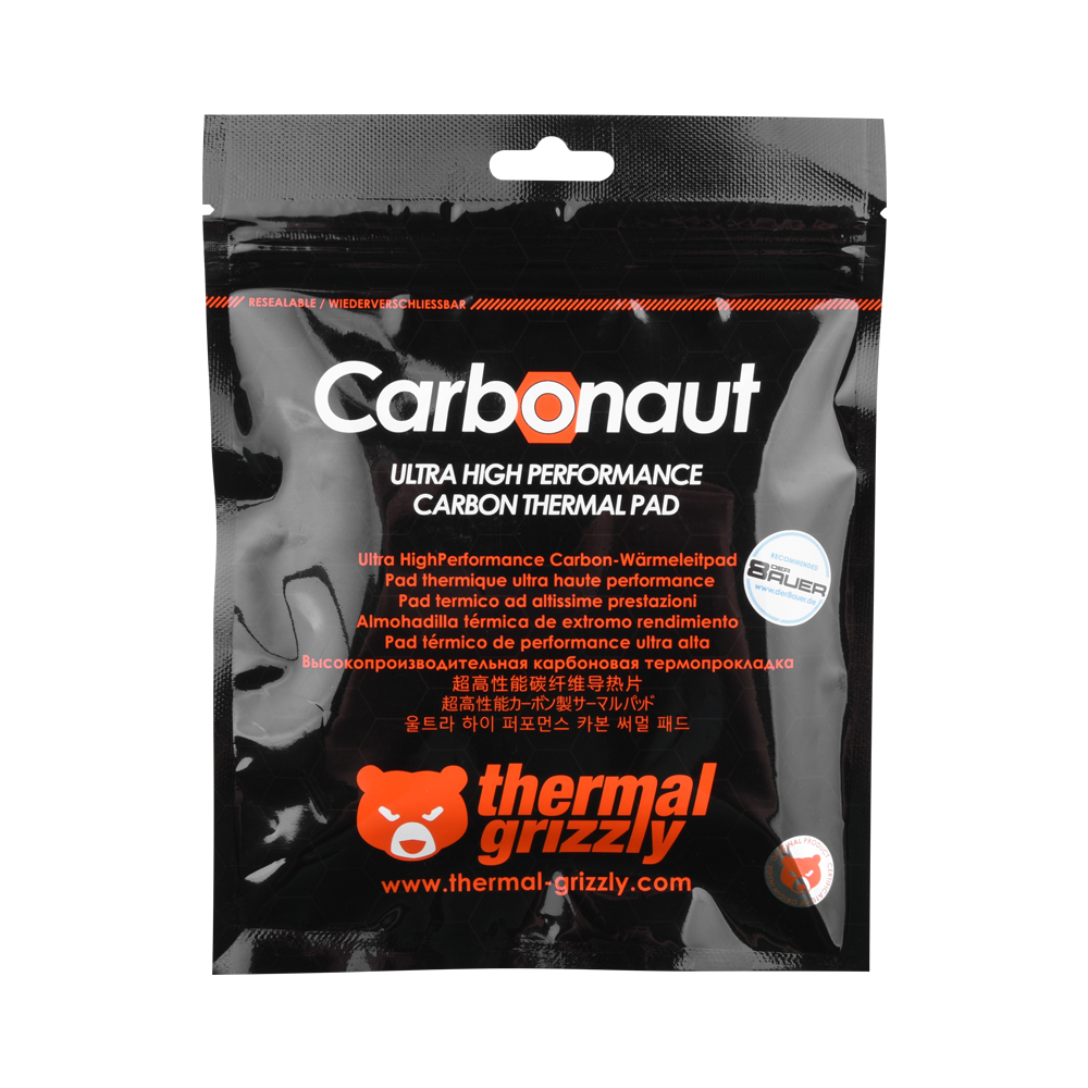 Thermal Grizzly Carbonaut (25x25)