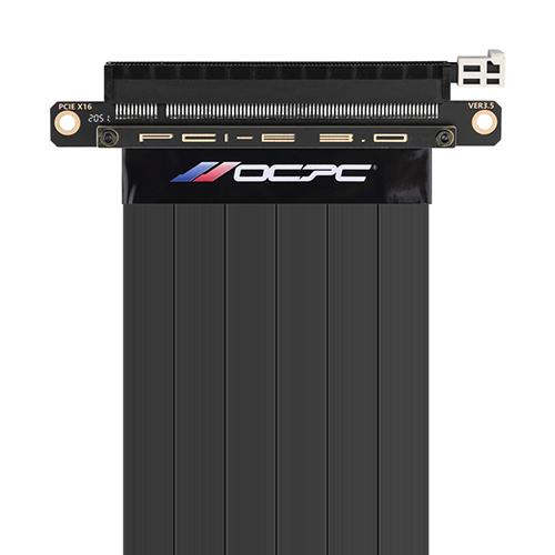 OCPC RISER CABLE PCI-E 3.0 x16 Black