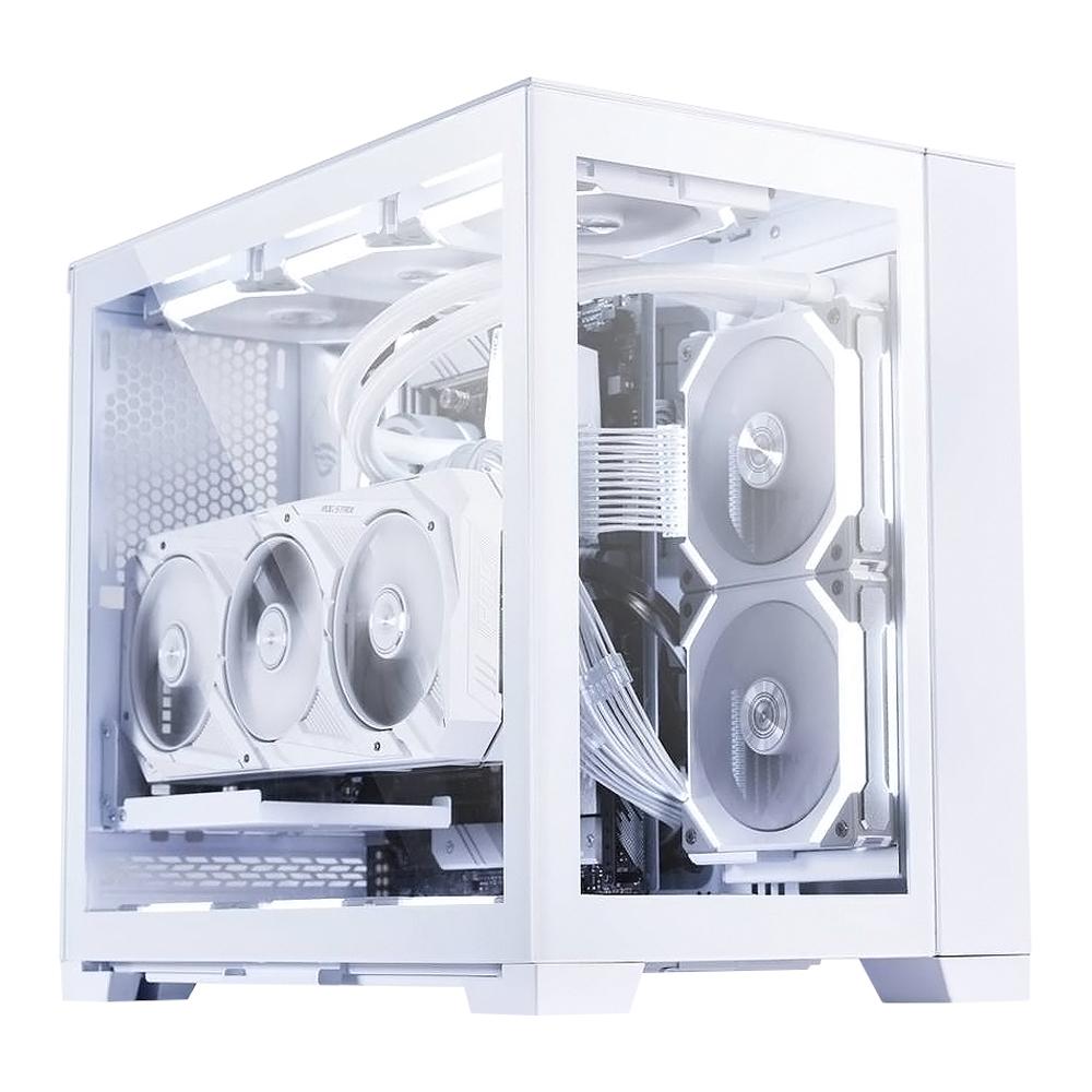 LIAN LI PC-O11D Mini Snow EDITION