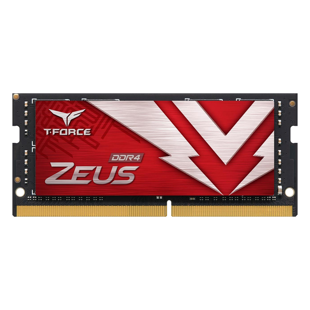 TeamGroup T-Force 노트북 DDR4-2666 CL19 ZEUS (16GB)
