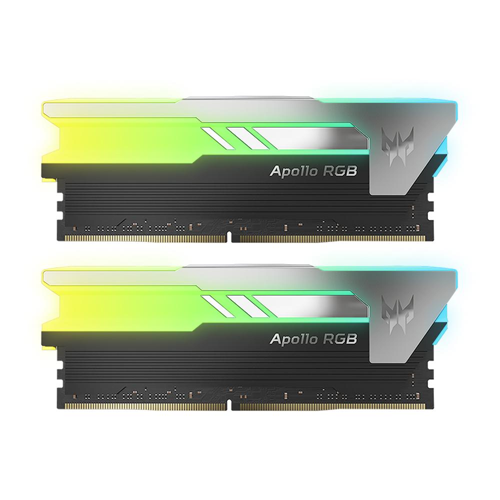 ACER PREDATOR DDR4-3600 CL18 APOLLO 32GB(16Gx2)