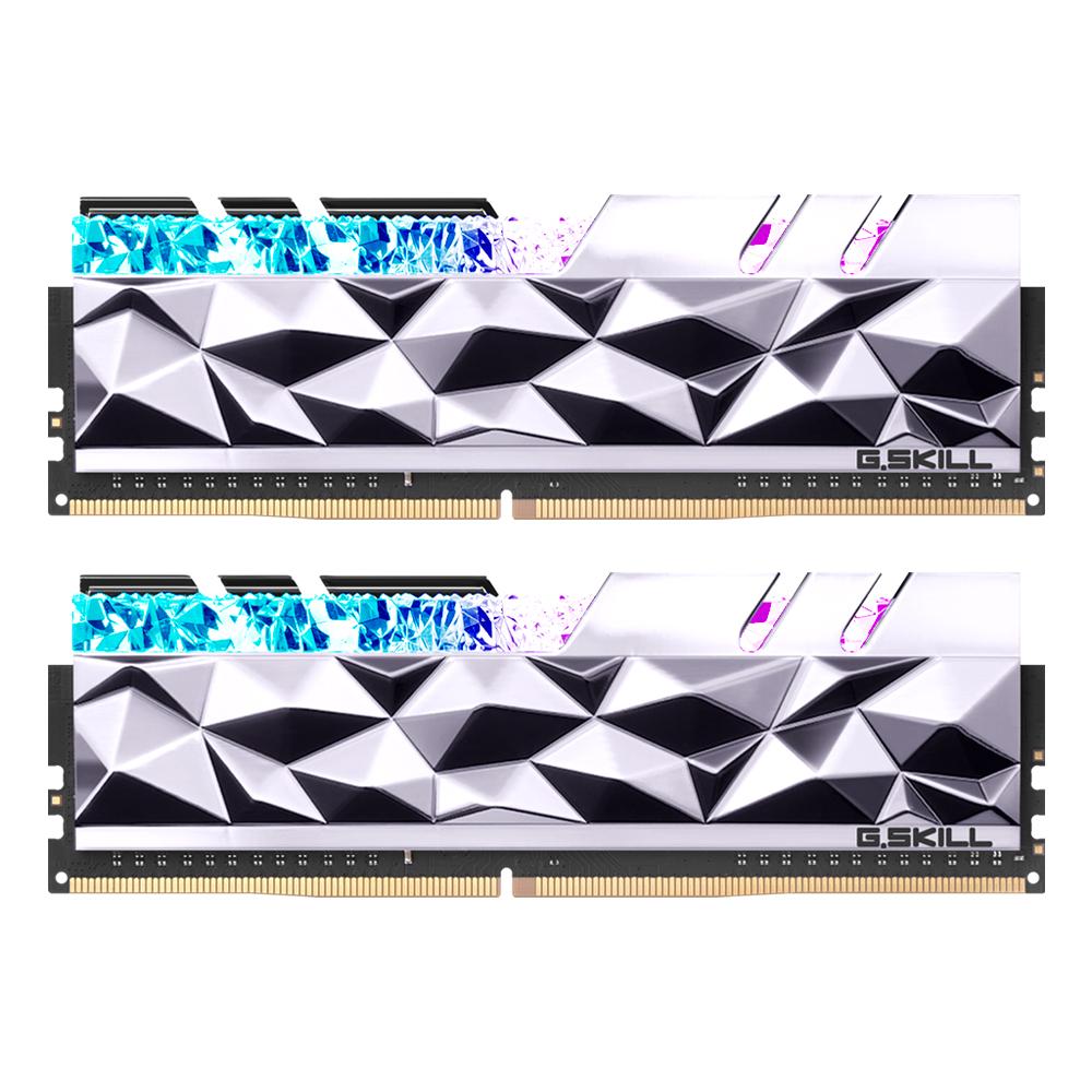 G.SKILL DDR4-4800 CL19 TRIDENT Z ROYAL ELITE 실버 16GB(8Gx2)