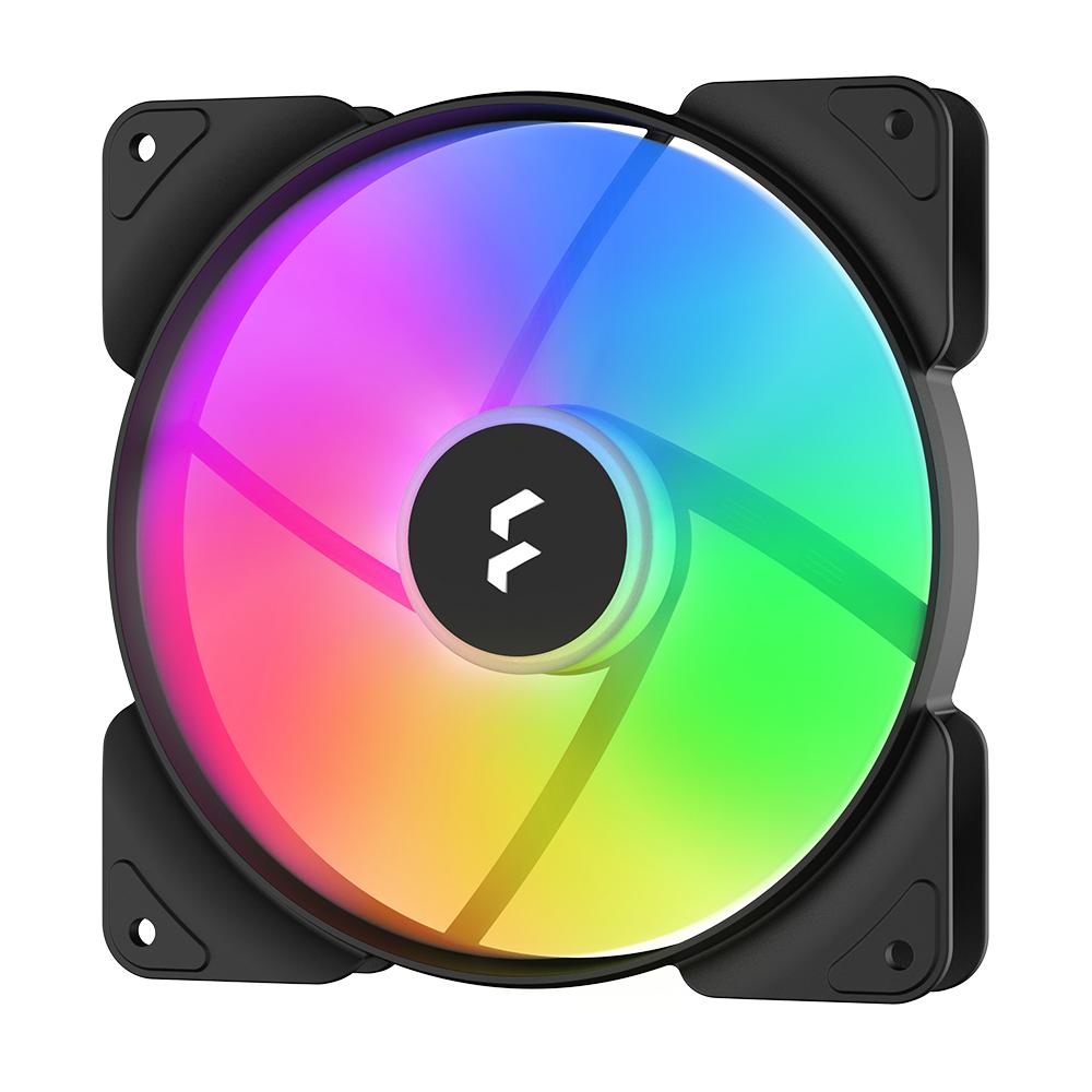 Fractal Design Aspect 12 RGB Black Frame PWM